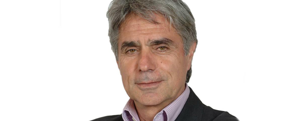 Carlo Faccini, direttore sportivo del C.T Brindisi e del torneo