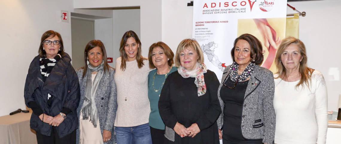 È ufficiale: Flavia Pennetta testimonial di Adisco Brindisi