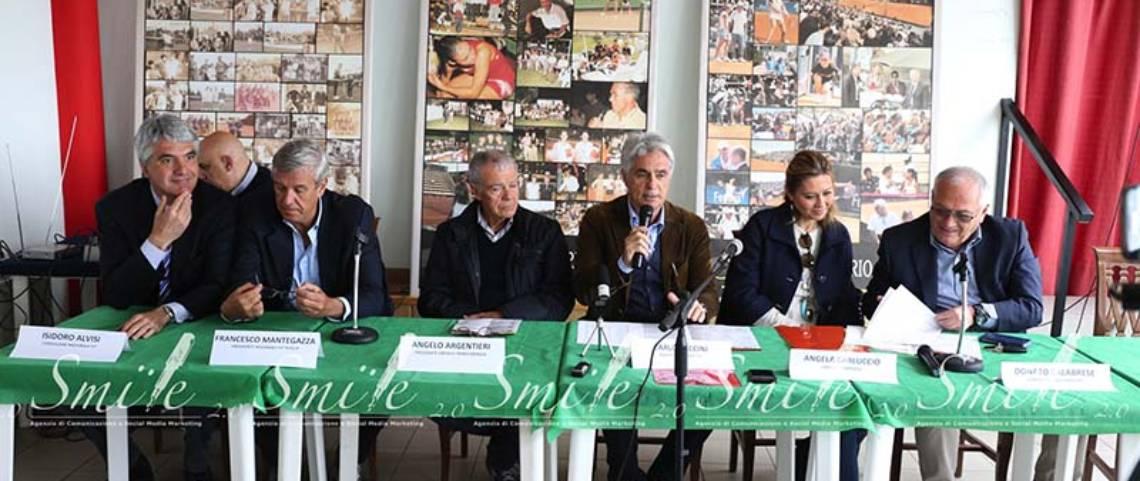 A Brindisi i giovani del tennis europeo: presentato il Torneo Internazionale Under 14
