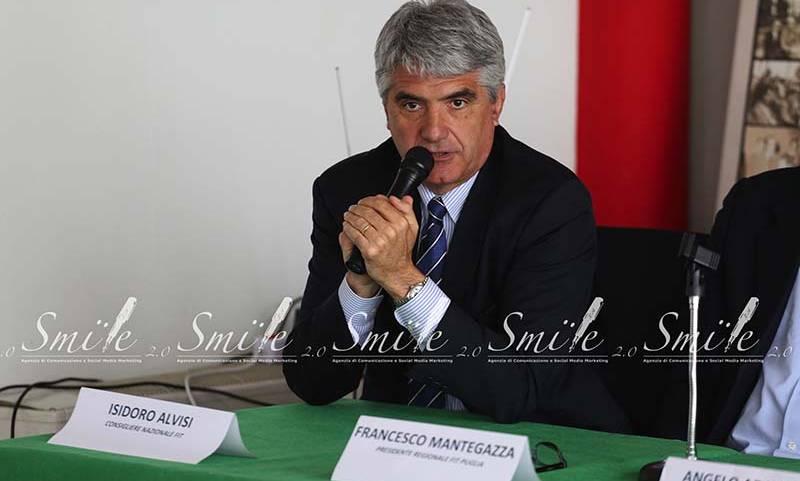 Isidoro Alvisi, consigliere nazionale FIT