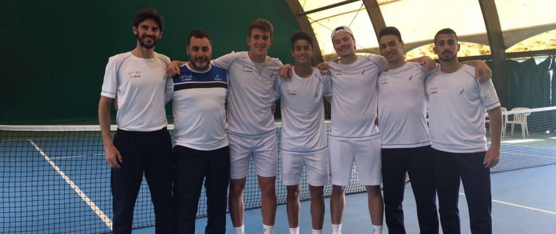 Il Ct Brindisi sigla il pareggio contro il Tennis San Colombano