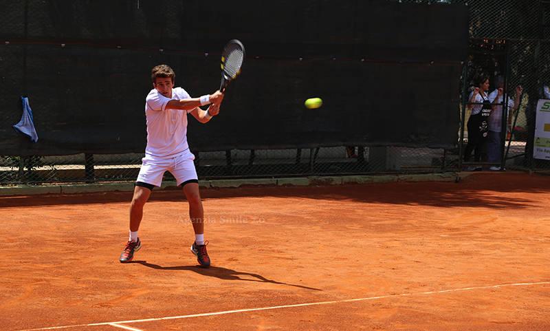 Matteo De Vincentis – giocatore C.T. Brindisi