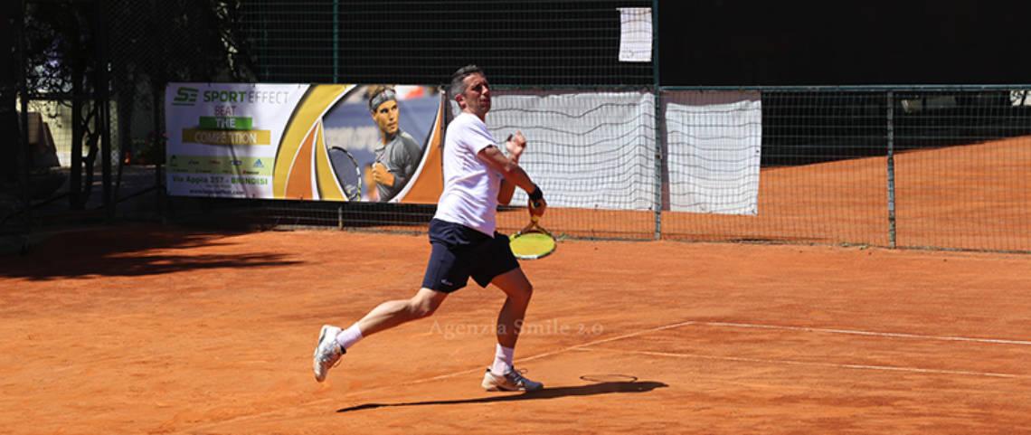 Cristian Cai, giocatore del C.T. Brindisi