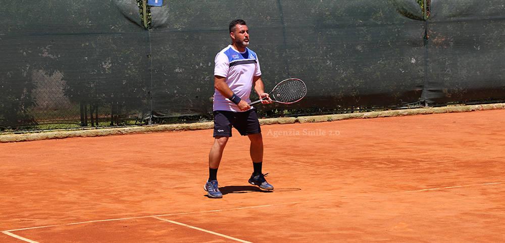 Gianluca Alparone, giocatore CT Brindisi