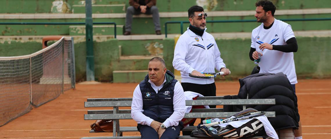 Tennis, serie C: dêbacle interna per il CT Brindisi che si arrende al Moinopoli