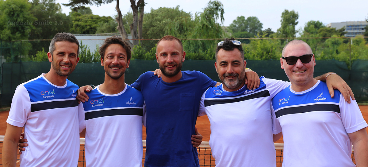 Archivio 2017 – La squadra di serie D1 del C.T. Brindisi
