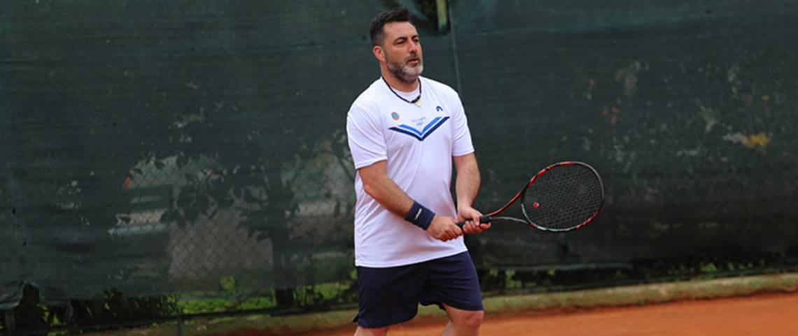Tennis, serie D1 maschile: vittoria interna per Il CT Brindisi che supera Squinzano