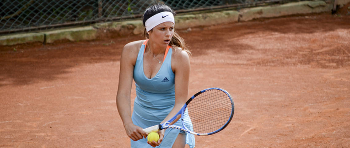 Fabrizia Cambria, finalista singolare femminile_2018