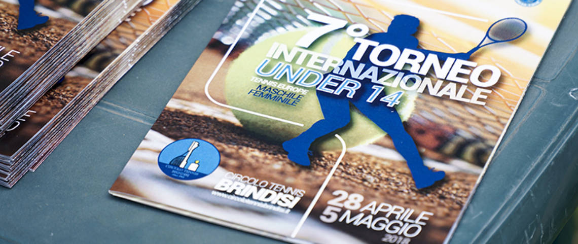Torneo Interazionale Under 14 – brochure_2018