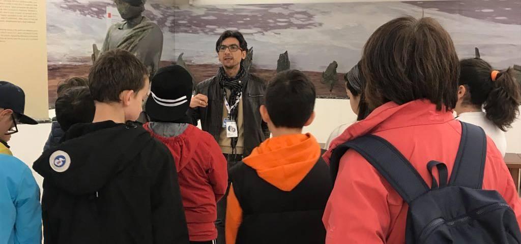 L'arte statuaria antica: gli studenti in visita al Museo Ribezzo di Brindisi
