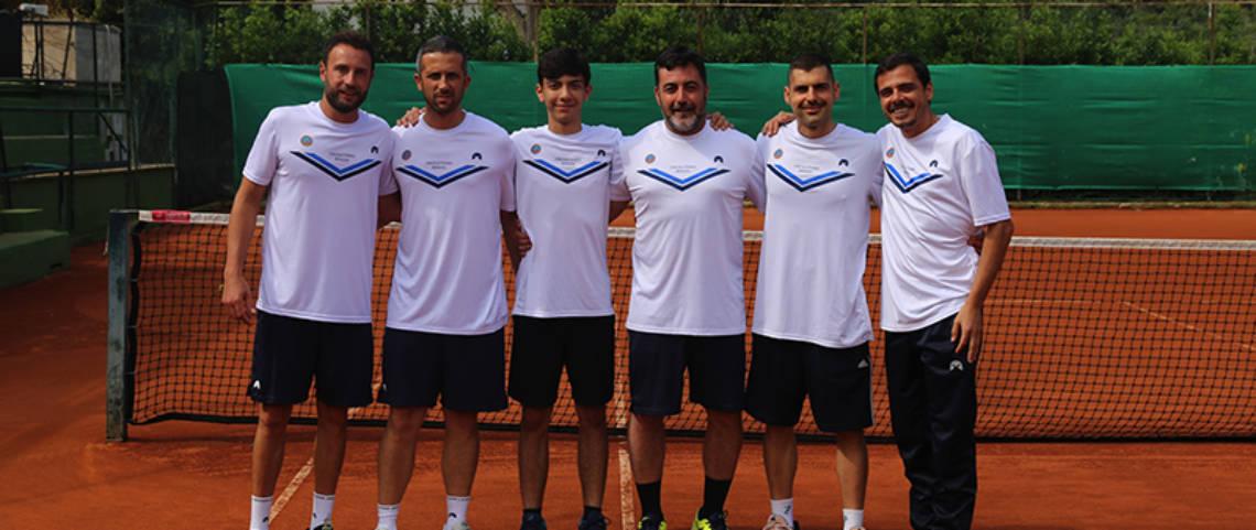 Tennis, serie D1 maschile: il CT Brindisi supera Taurisano e ottiene in anticipo il pass per i playoff
