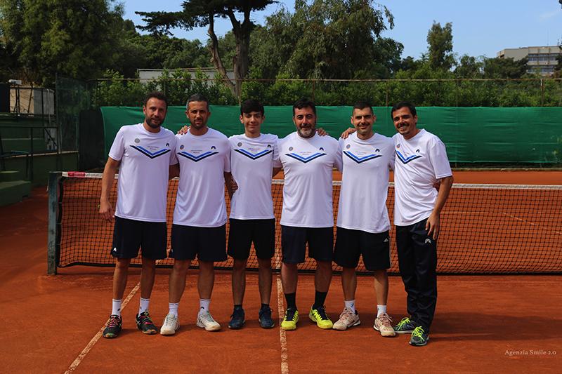 La squadra di serie D1 del C.T. Brindisi_2018