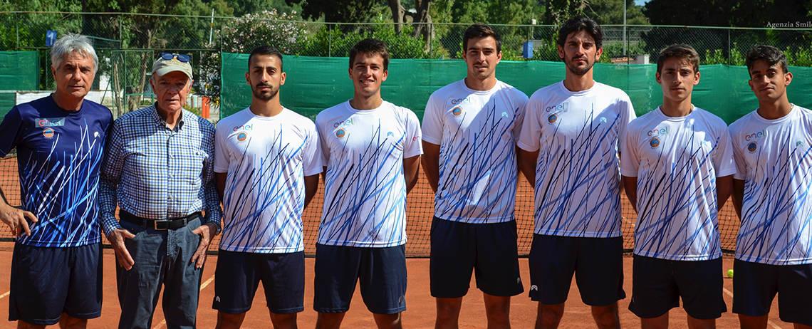 Tennis, serie B e D1: due vittorie per il CT Brindisi che batte Roma e Lequile