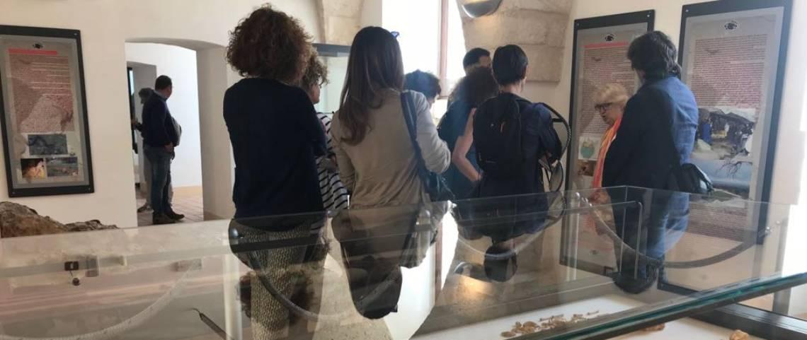 Storia e archeologia a luglio per il SAC La Via Traiana