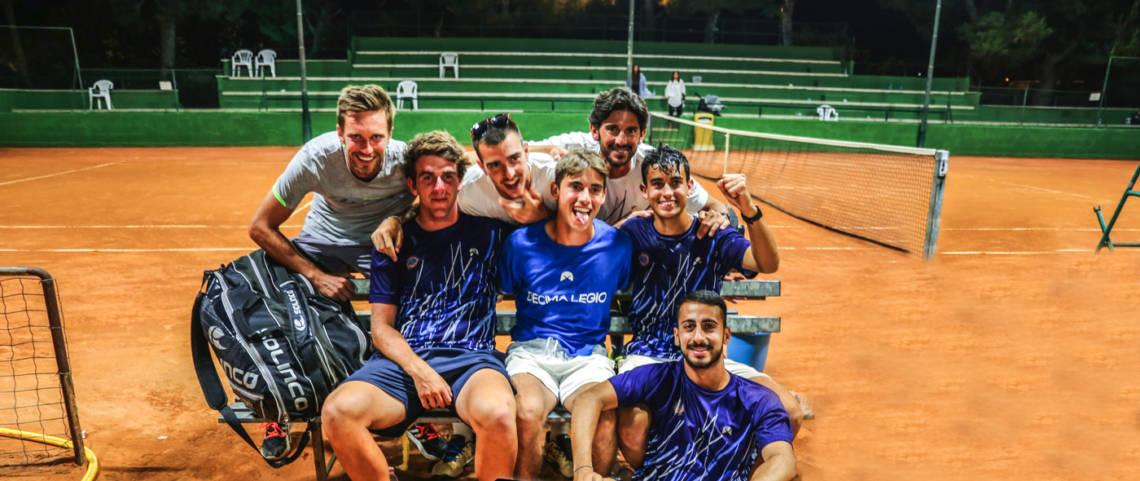 La grande stagione del Ct Brindisi nella fotogallery dei Campionati a Squadre